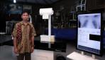 Peneliti UGM Kembangkan Alat Deteksi Covid-19 Lewat Radiografi Digital