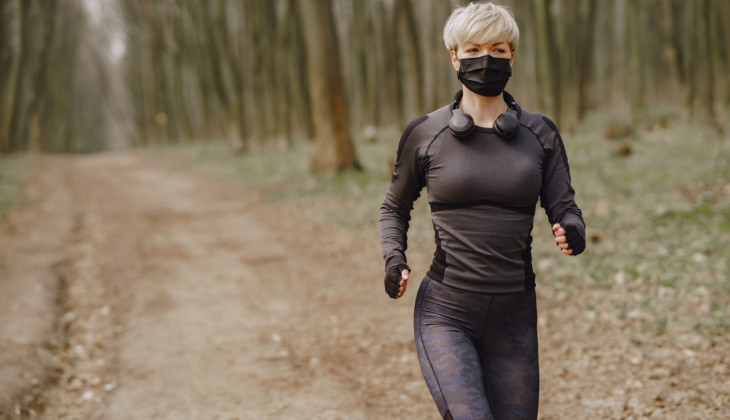 Physical Exercise Using Masks is Safe for Respiratory Function