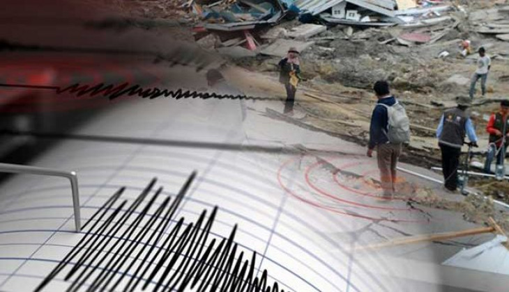 Indonesian Meteorological, Climatological and Geophysical Agency (BMKG): Earthquake Activity Increases 11 Thousand Times