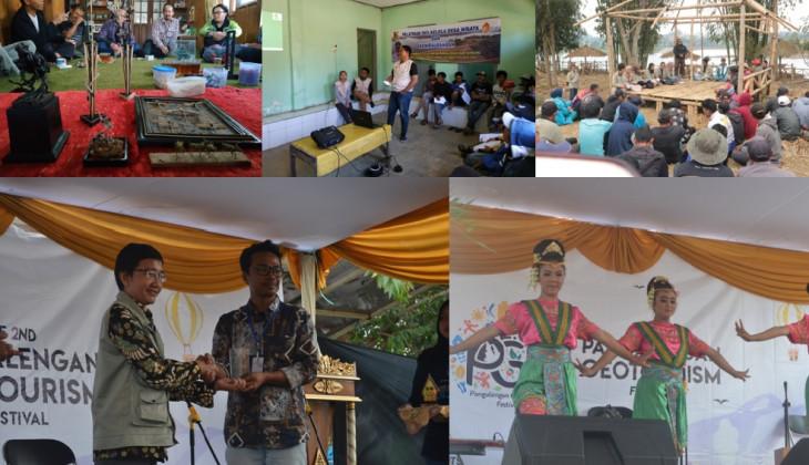 Mahasiswa KKN UGM Kembali Gelar Pangalengan Geotourism Festival