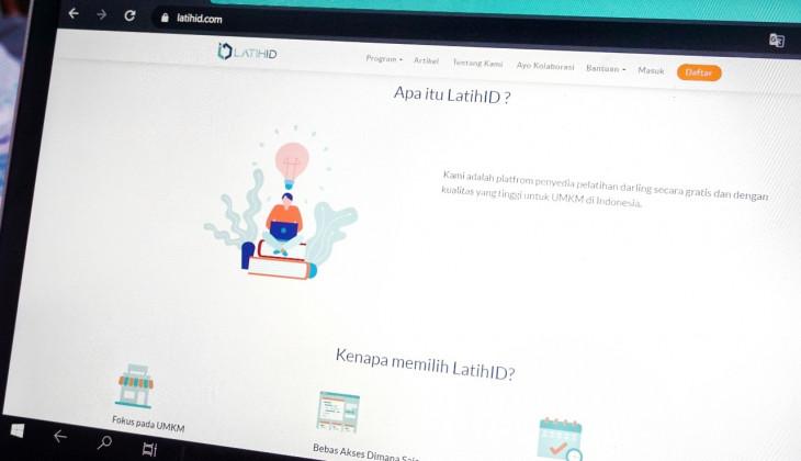 Alumni UGM Buat Platform Edukasi Daring untuk UMKM