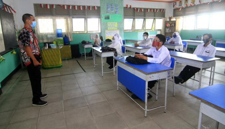 Epidemiolog UGM: Sekolah Tatap Muka Berisiko Munculkan Klaster Baru