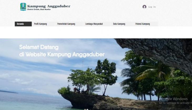 Tim KKN-PPM UGM Kembangkan Berbagi Aplikasi dan Website untuk Biak Numfor