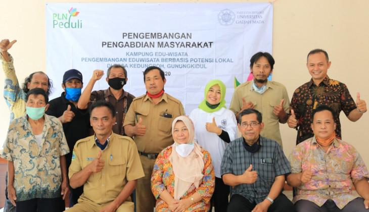 Fakultas Biologi UGM Garap Kedungpoh Jadi Desa Edu Wisata