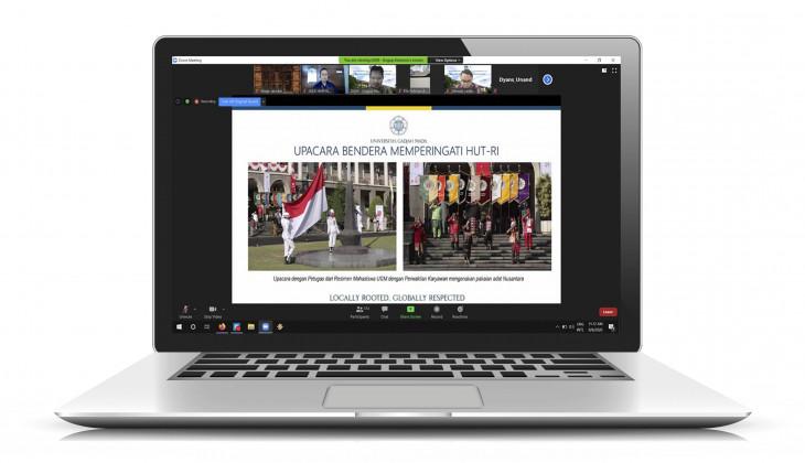 UGM Gelar Webinar Manajemen Keprotokolan Nasional