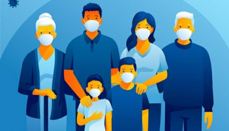 Epidemiolog UGM Sebut Kegiatan Berkumpul Warga Picu Penyebaran Klaster Keluarga
