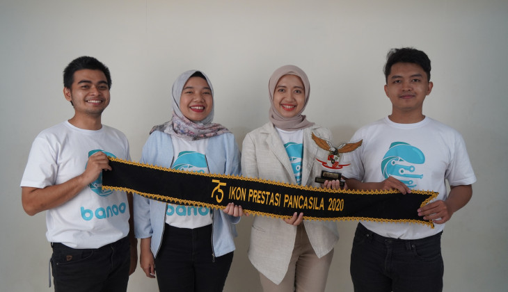 Startup by UGM Fisheries Technology Students and Alumni Wins Awards