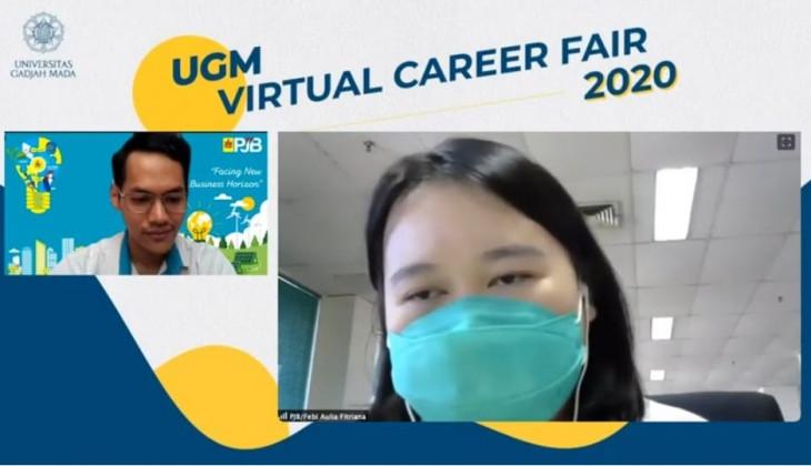 18 Perusahaan buka lowongan di UGM Virtual Career Fair 2020