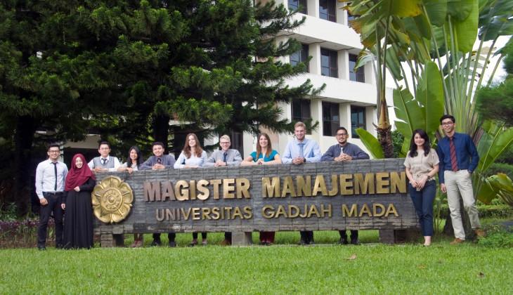 Program MM UGM Masuk Global World Rank 2021