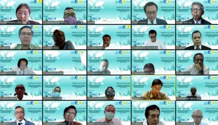 UGM Tuan Rumah Forum Diskusi Teknik Elektro Internasional
