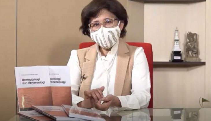 FKKMK UGM Luncurkan Buku Soal Penyakit Kulit dan Kelamin