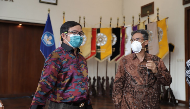 Partnership Between UGM and the Philippines Antiviral