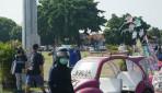 Odong-Odong Covid Ala Mahasiswa KKN UGM
