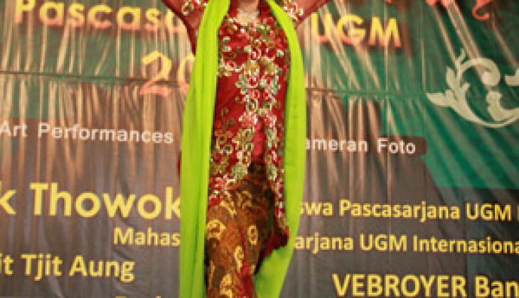 HMP UGM Gelar Festival Seni dan Budaya 2011