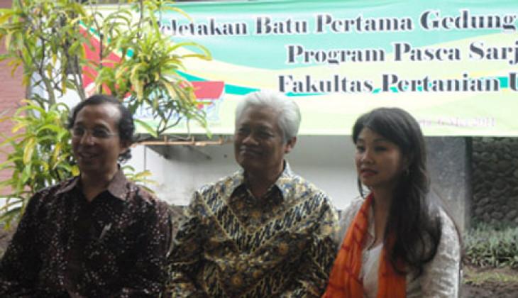 Fakultas Pertanian UGM Bangun Gedung Pascasarjana