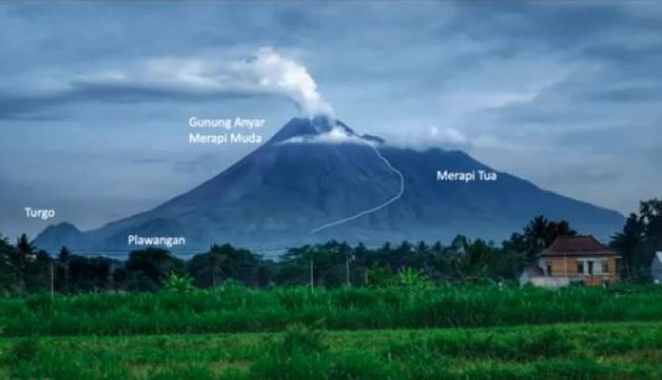 Gunung Merapi Mendekati Erupsi
