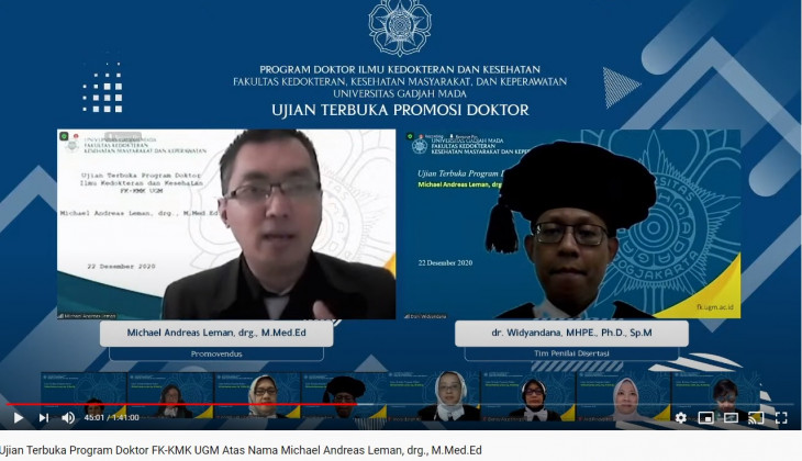 Budaya Negara Pengaruhi Karakteristik Role Model Sehat Institusi Pendidikan Dokter