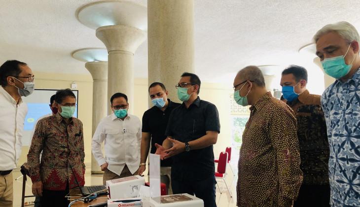 GeNose UGM Dapatkan Izin Edar dan Siap Dipasarkan (Foto via ugm.ac.id)
