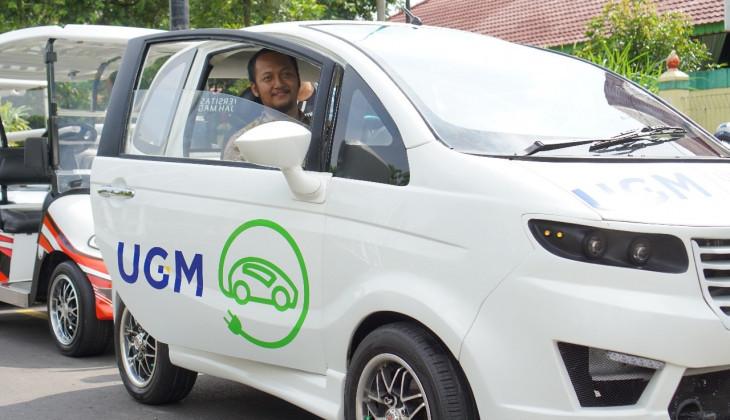 Inovasi Kendaraan Listrik Nasional Perlu Dukungan Pemerintah