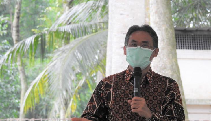 Dekatkan Diri, PIAT UGM dan Warga Tanjungtirto Gelar Sarasehan