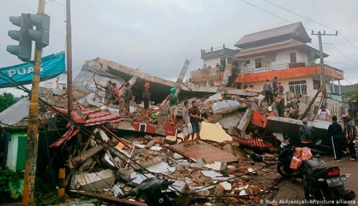 UGM dan Kagama Kirim Bantuan Logistik di Daerah Bencana