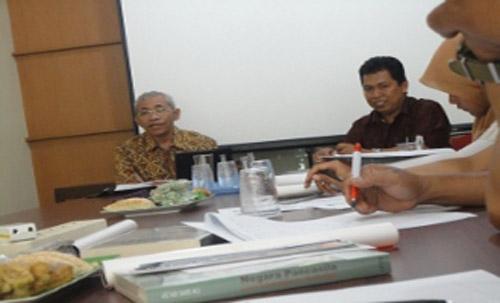 PSP UGM Gelar Sarasehan Implementasi Nilai-Nilai Pancasila untuk Tegakkan Konstitusi