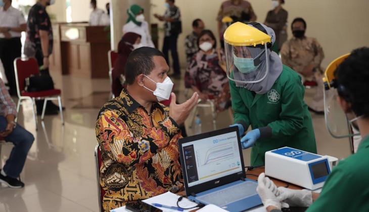 Komisi IX DPR RI Dorong GeNose Bisa Dipakai di Puskesmas dan Rumah Sakit