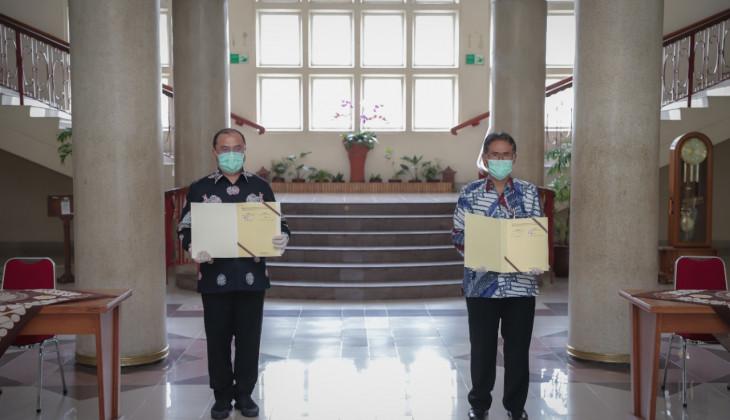 UGM Buka Peluang Kerja Sama dengan Pemprov Bangka Belitung