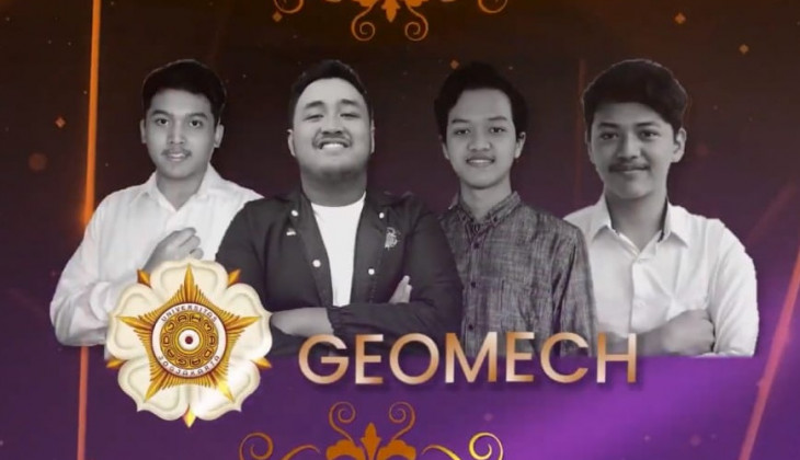 Tim UGM Juara Satu Kompetisi Geothermal Development Plan