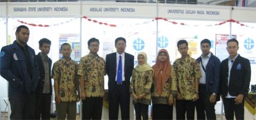 Mahasiswa UGM Raih Emas dan Best Award dalam i-ENVEX 2011