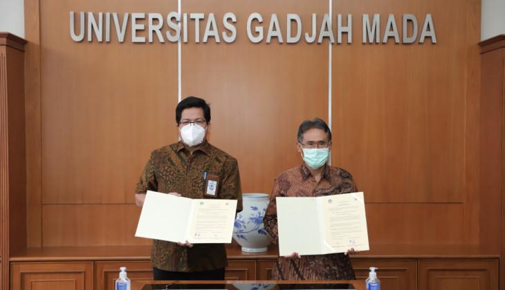 UGM dan LLDIKTI Wilayah II Jalin Kerjasama
