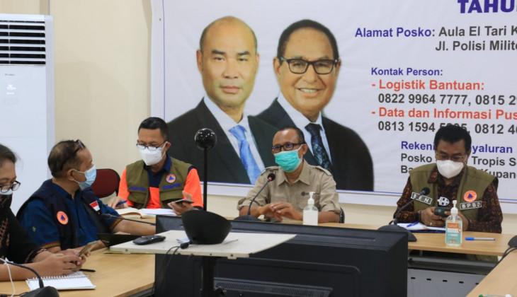 UGM Beri Bantuan Kemanusiaan Untuk NTT