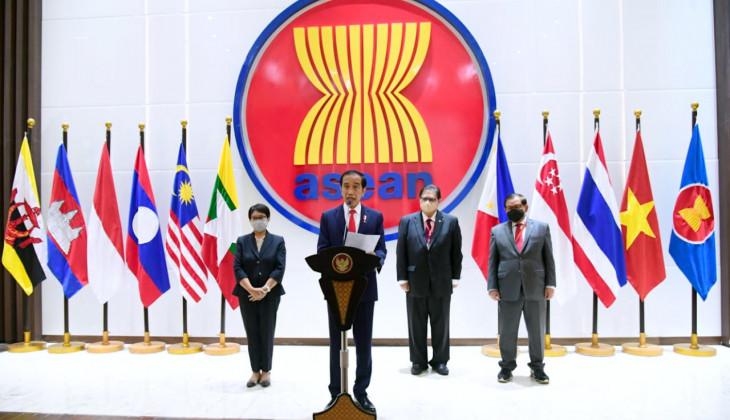 Indonesia Kembali Mejadi Ketua ASEAN Tahun 2023