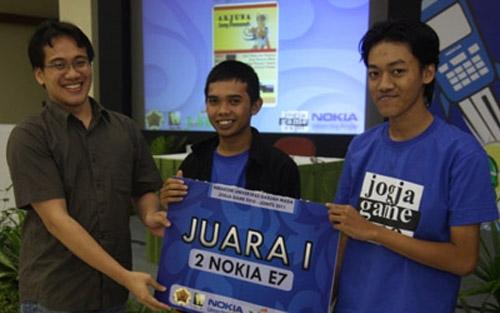 'Arjuna Sang Pemanah' Jawara Jogja Game Expo