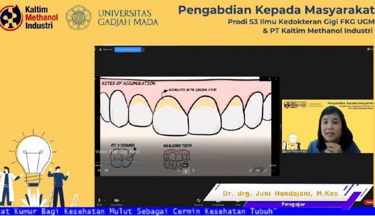 FKG UGM Eksplorasi Potensi Tumbuhan Lokal Untuk Mencegah Plak Gigi