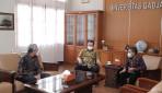 Rektor UGM dan IPB University Bahas Konggres FRI 2021
