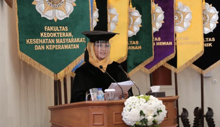 Prof Mora Claramita Dikukuhkan sebagai Guru Besar