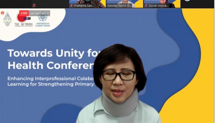 Kolaborasi Interprofesional Untuk Perkuat Layanan Kesehatan Primer Perlu Ditingkatkan