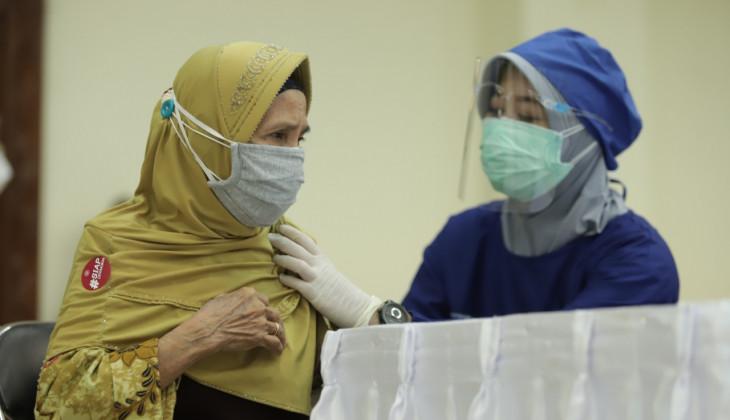 RSA UGM dan GMC Dukung Dinkes Sleman Jalankan Program Vaksinasi