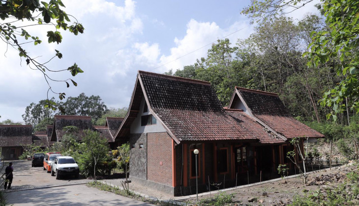 Rumah Peneliti Wanagama Mulai Difungsikan sebagai Selter Covid-19