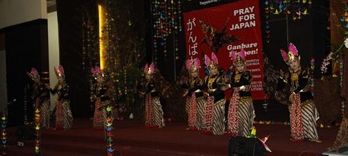 DWP-PSJ UGM Gelar Solidaritas dan Keprihatinan bagi Korban Gempa dan Tsunami Jepang