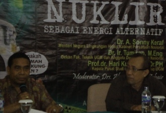 Indonesia Siap Gunakan PLTN Tahun 2100?