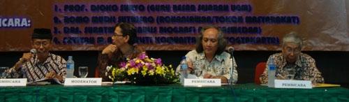 Pemimpin Bangsa Mengalami Defisit Integritas dan Kesederhanaan
