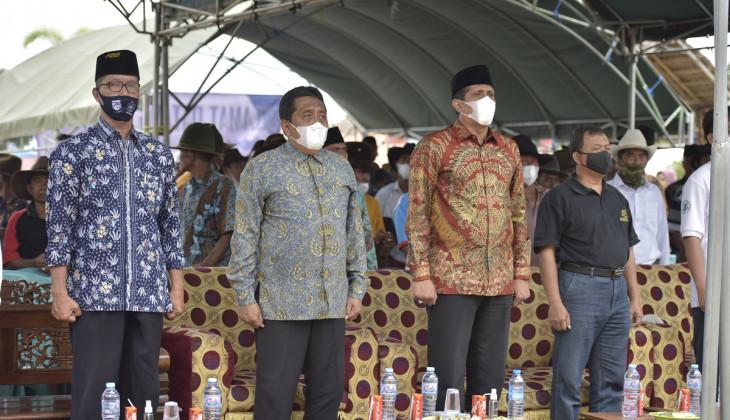 Fakultas Peternakan UGM dan UTM Bentuk Pusat Risbang Sapi Madura