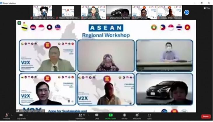 Pustral UGM Gelar ASEAN Regional Workshop Fungsi V2X