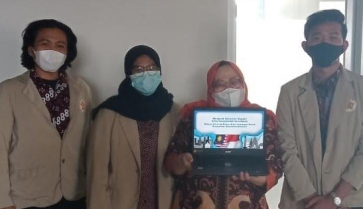 Mahasiswa UGM Teliti Sentimen Negatif Indonesia-Malaysia