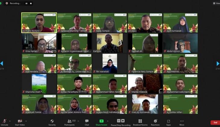 Workshop Optimalisasi Teknologi Pakan Guna Peningkatan Kualitas Pakan Lokal