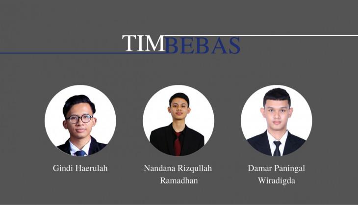 Tim Bebas UGM Raih Juara 1 National Business Case Competition UNY Accounting Fair