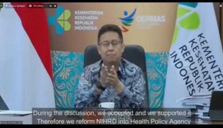Pandemi Covid-19, Buka Peluang Transformasi Sistim Kesehatan di Indonesia