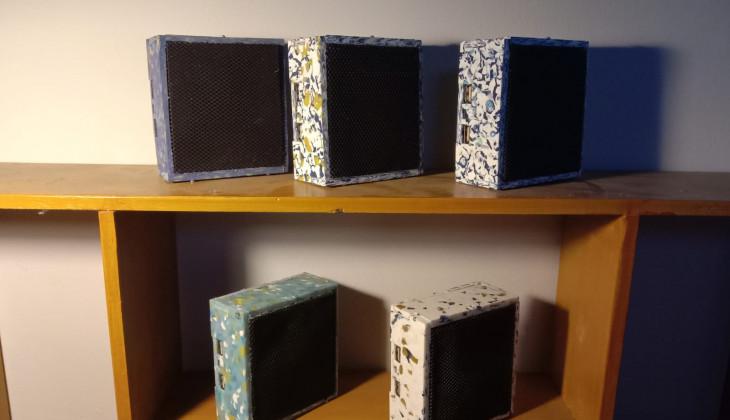 Mahasiswa UGM Sulap Sampah Plastik Jadi Bluetooth Speaker dan Power Bank